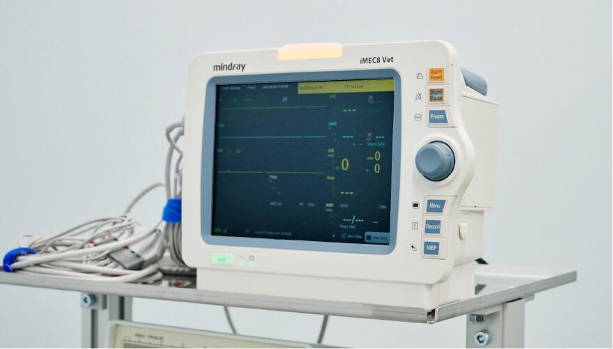 麻酔モニター
